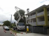 Crane_lifted_for_gutter_guard